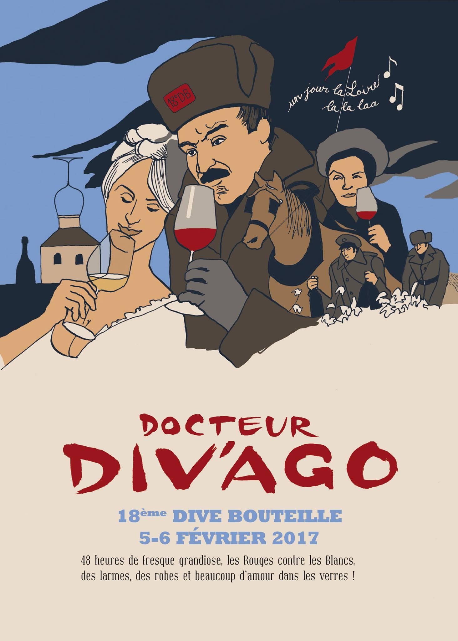 La Dive Bouteille 2017